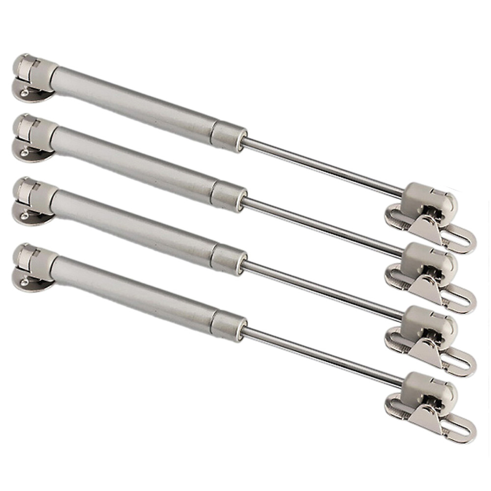 4PCS 100N/10KG Hydraulic Hinges Door Lift Support for Kitchen Cabinet Pneumatic Gas Spring for Wood Furniture Hardware Wholesale