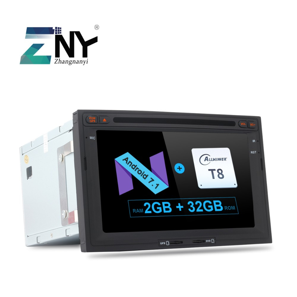 7 Android 7.1 Voiture DVD GPS Pour Peugeot 3008 5008 Auto PC Radio RDS Stéréo WiFi Glonass Navigation Audio vidéo Système Multimédia