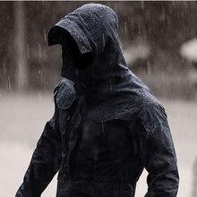 M65 Великобритании США Для мужчин осень полета пилот пальто армия одежда Повседневное Тактический балахон Военная Полевая куртка ветровка Водонепроницаемый куртки