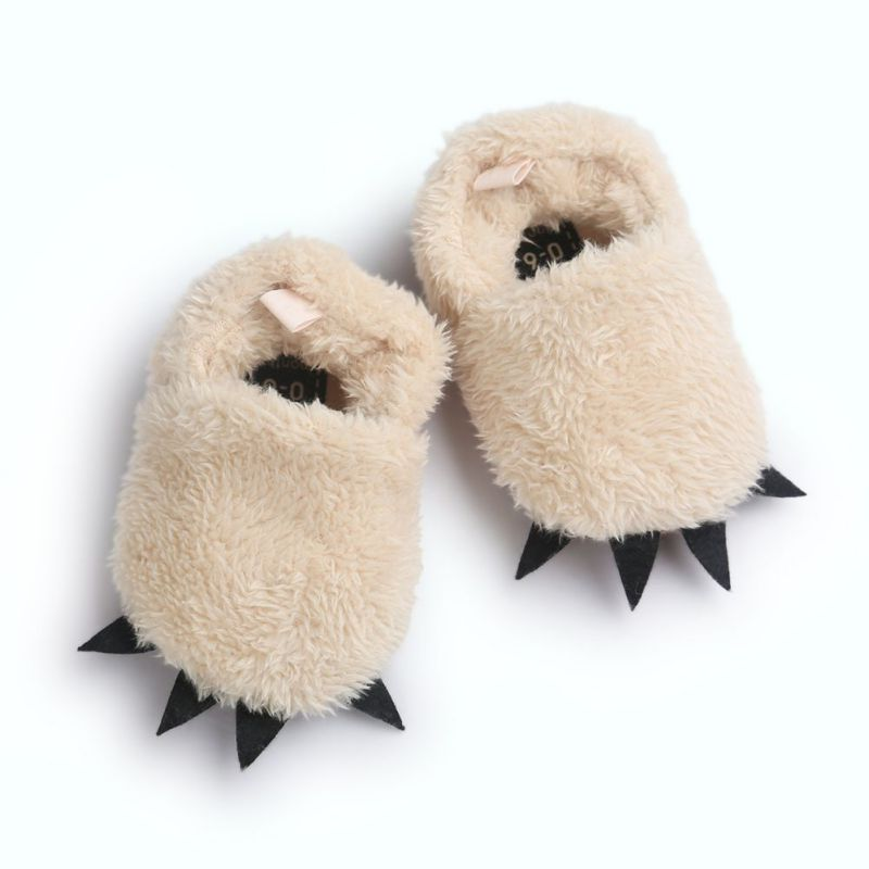 303a159665c5e Baby Winter Cute Boots warm baby boots Monster Claw Baby Moccasins Shoes  Baby Boots Newborn Infant Indoor New – Siberdeals
