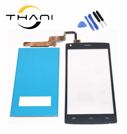 Thani High Quality 5.0 For Doogee X5 Max X5MAX LCD Display + Touch Screen Digitizer Assembly Free Shipping+tools
