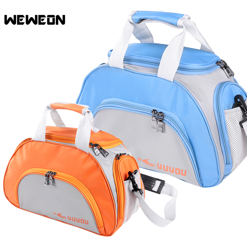 Professional Unisex Swimming Bag Dry Wet Separation Handbag Waterproof Bags for Swimming Women Beach Bag Swimsuit Storage Bag