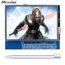 Miarod 3.5 Polegada Tela Sensível Ao Toque TFT Lcd Monitor de HDMI para Raspberry Pi 3 Modelo 2 B B + A + A, Jogo de Arcade do Jogo do filme QC35