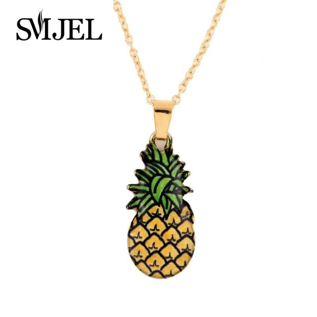 collections pineapple diamonds shop with in gold online yellow grande pendant medium pineapples pendants jewelry aloha