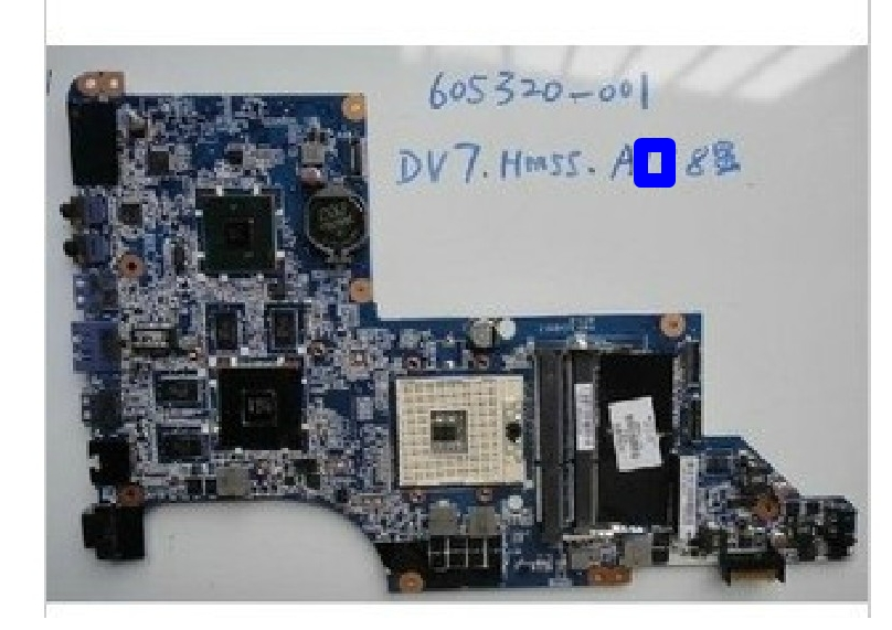 605320-001 I3 I5 ONLY lap connect board connect with motherboard DV7T full test lap connect board 573758 001 lap connect with 3d printer motherboard dv8 pm55 full test lap case connect board