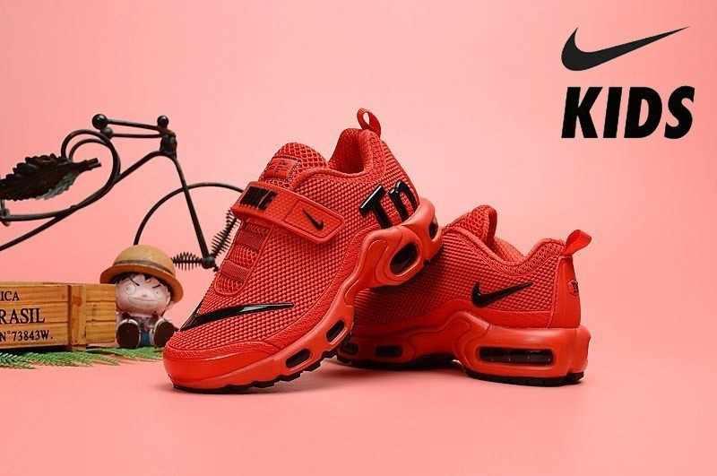 detailed look 7eaea db80e Nike Air Max Tn Kids Shoes Original New Arrival Children ...