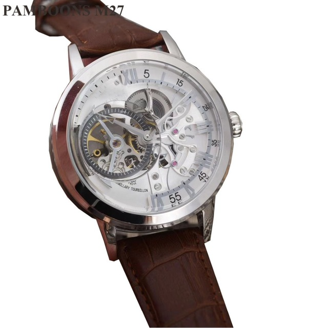 2018 New Men Mechanical Watches Role Luxury Brand Skeleton Sapphire Waterproof Wristwatch Men Clock Male reloj hombre mce luxury brand skeleton square mechanical watches leather gold automatic watch men waterproof casual wristwatch reloj hombre
