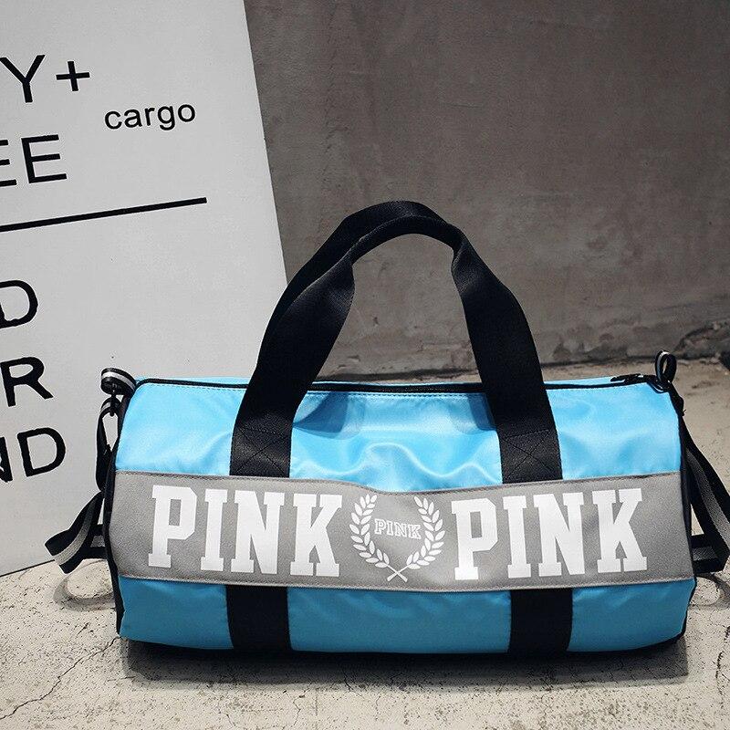 2018 Waterproof Men Sports Gym Bags New Leisure Yoga font b Fitness b font Bag Women