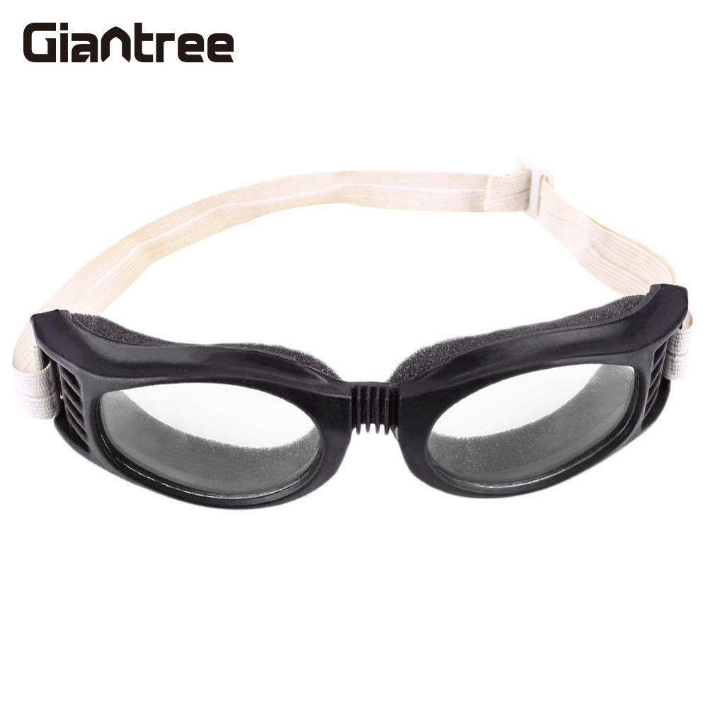 giantree Unisex Adjustable Protective Goggles Riding Clear Lens Safety Glasses Windproof Labor eye protection Size adjustable motorcycle accessories racing vintage clear lens uv protection helmet goggles glasses eyewears for 2004 2005 kawasaki zx10r
