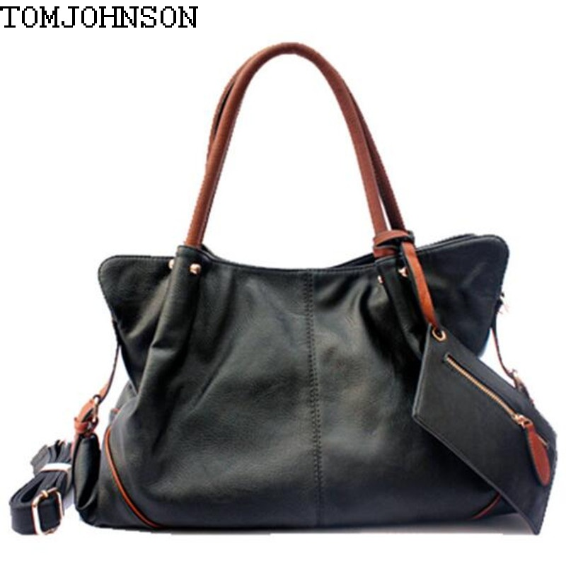 2017 new hot famous brands European Style Women Genuine Leather Handbag Ladies Shoulder Bags Messenger Bags Bolsas femininas