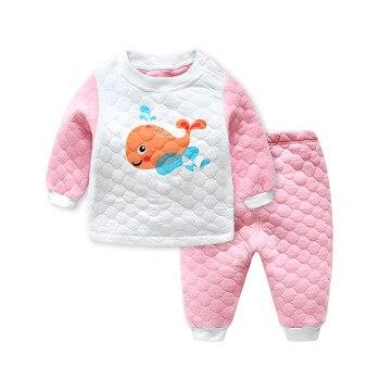 Пуловер пентаграмма Обувь для мальчиков Обувь для девочек одежда теплый мультфильм хлопок Наборы для младенцев mag1-mag15