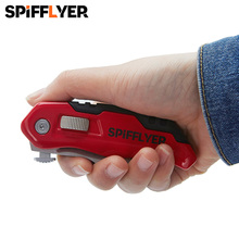 все цены на Mini Foldable Utility Knife Paper Cutter Cutting Box  Cutter Mat Letter Opener Art Knife Cutter Knives Craft Diy Office chool онлайн