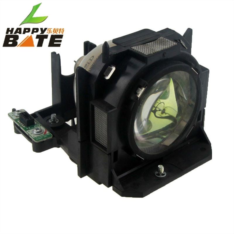 HAPPYBATE ET-LAD60W Compatible Lamp For PT-DX610 PT-DX610ELK PT-DX800 PT-DX810 PT-DZ570 PT-DZ6700 PT-DZ6710 PT-DZ680 PT-DZ770 pt d450vp