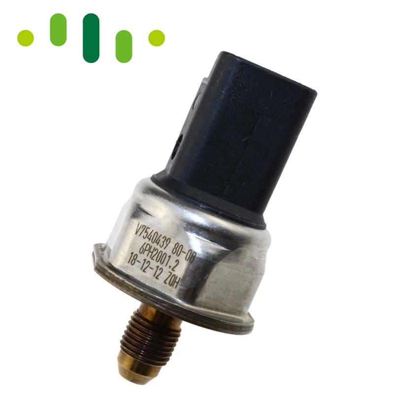 V7540439 Original Fuel Rail Pressure Sensor For BMW MINI Cooper S R55 R56 R57 R58 R59