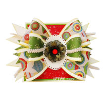 Wyse галстук бабочка овальные многоугольные металлические Вырубные