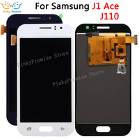 For SAMSUNG GALAXY J1 Ace J110 J110M J110L J110F LCD Display Touch Screen Digitizer Assembly For SAMSUNG J110 LCD Display Screen