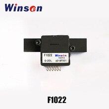 2 قطعة Winsen F1022 مايكرو تدفق الاستشعار يعتمد مبدأ الحرارية للكشف عن تدفق الغاز مع درجة الحرارة تعويض دقة عالية
