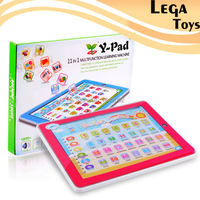 Y Pad English Language11 In 1 Multi Function Touch Learning Machine Learning Educational Toys For Children