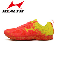 Health foot massage running shoes sneakers male marathon shoes jogging shoes women super shock absorber gym women shoes sneakers