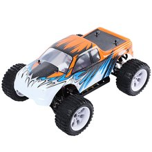 New Arrival HSP 94111 1 / 10 Scale 4WD 2.4GHz 70KMH RC Truck Bigfoot Off-road Vehicle with 3300KV Brush Motor for Children