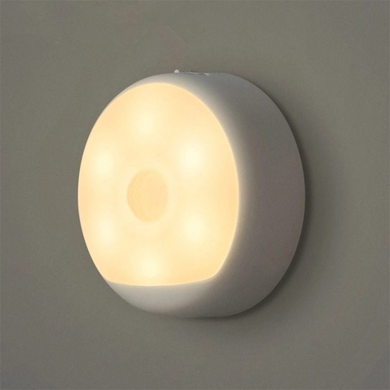 Image 2 - Original Xiaomi Mijia Yeelight LED Night Light Infrared Magnetic with hooks remote Body Motion Sensor For Xiaomi Smart Home-in Smart Remote Control from Consumer Electronics
