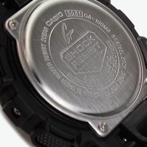 Image 4 - Casio homens relógio G SHOCK top luxo conjunto LED militar cronógrafo relogio digital relógio de pulso Homens relógio de quartzo impermeável mergulho esporte choque Resistente relógios g choque 3D dial homens relógio