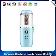 Hydrating Water Portable Face Spray Care Health Spa Nano Spray Mist Facial Steamer For Skin Ultrasonic Face Beauty Care