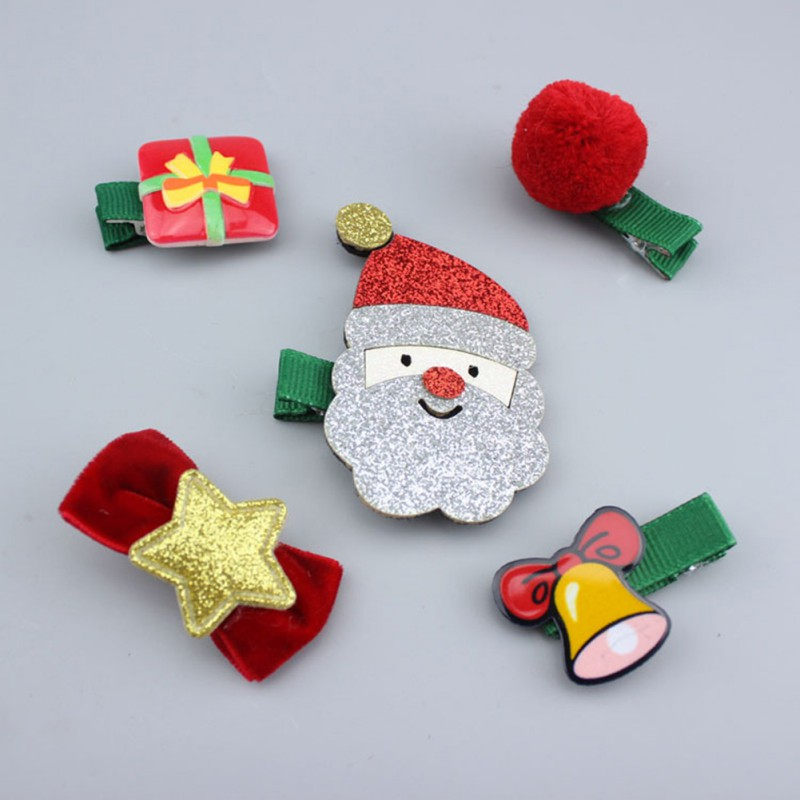 Children, Cute, pcs, Accessories, Bow, Christmas