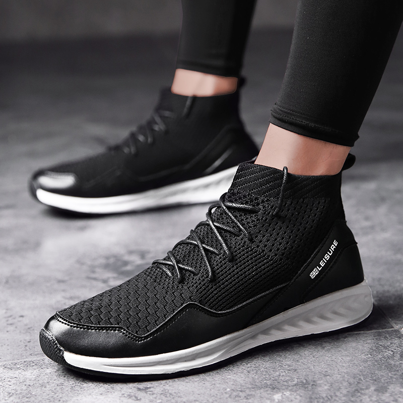 Men Sneaker Running Shoes Lightweight Sneakers Breathable Mesh Sports Shoes Jogging Footwear Walking Athletics Shoes peak sport men running shoes cushioning jogging walking shoes outdoor sports summer lightweight mesh breathable athletic sneaker