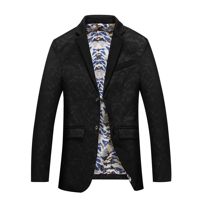 Floral Pour Hommes 8xl 10xl 3 Mens Costume Homme Blazers 4 2 6xl Fleur Slim Fit Imprimer Taille Blazer 1 Grande Plus La qYxfAP