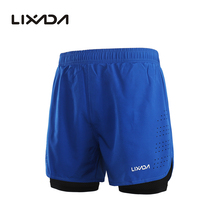 eddd3969d17 Buy shorts in men 2 1 and get free shipping on AliExpress.com