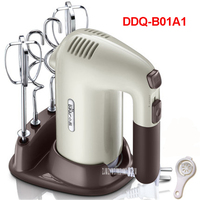 DDQ B01A1 Electric New Hand Held 5 Grade Food Mixer With Table 220V 50 Hz Food
