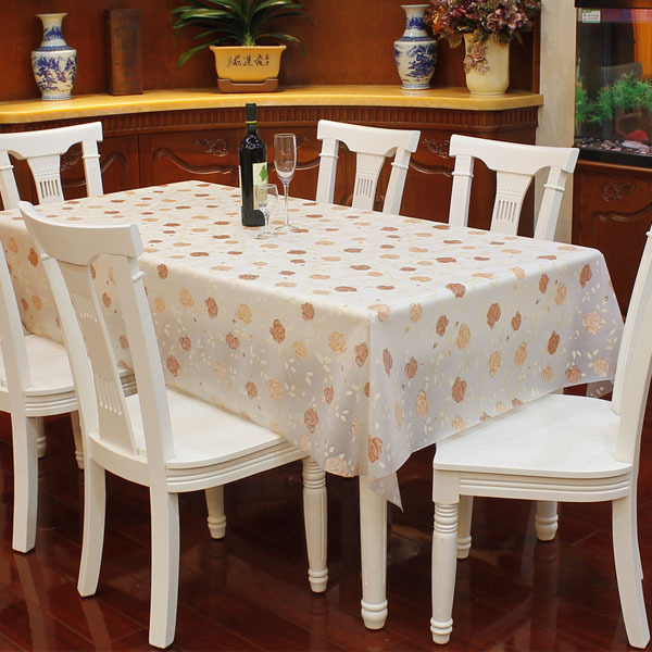 PVC Table Cloth Plastic Waterproof Oil Dining Tablecloth  : PVC Table Cloth Plastic Waterproof Oil Dining Tablecloth Flower Printed Rectangle Table Cover Overlay Table Cloths from www.aliexpress.com size 600 x 600 jpeg 114kB
