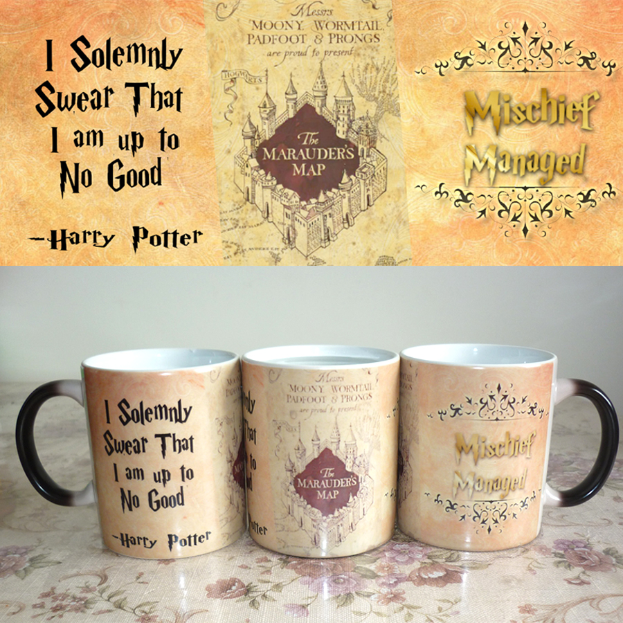 Mischief I Marauders Mug Managed Sale Harry Map Hot Potter gvf76Yby