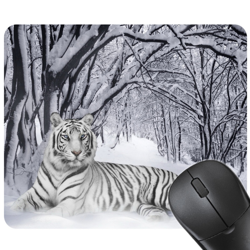 Ultra-thin Anti-Slip Mouse Pads Laptop PC Computer Mice Pad Mat Mousepad For Optical Laser Mouse