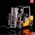 Вилочный погрузчик Kaidiwei 1:20 620039 КУВЕЙТСКИХ ДИНАРОВ 625039 сплав модель автомобиля литья под давлением грузовик игрушка дети мальчик Трейлер Склад транспорт грузовик, лифт подарок