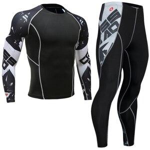 أعلى جودة جديد ملابس اخلية حرارية ملابس داخلية للرجال مجموعات ضغط الصوف العرق التجفيف السريع ملابس اخلية حرارية ملابس للرجال
