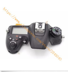 Original Top Cover Shell with Flash board Top LCD FPC Unit For Nikon D7200 Camera Repair Replacement Part