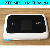 Used Unlocked ZTE MF910 MF91s MF903 4G LTE WIFI Router 4G Dongle Mobile Hotspot
