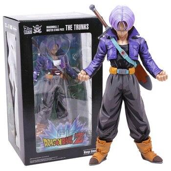 Dragon Ball Z MSP figurka Master Stars pnie Manga wymiary PVC figurka-Model kolekcjonerski zabawka 24cm
