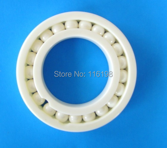 6901 full ZrO2 ceramic deep groove ball bearing 12x24x6mm full complement 61901 free shipping 6901 61901 si3n4 full ceramic bearing ball bearing 12 24 6 mm