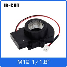 Mount-Holder Auto-Switch Ir-Cut Cctv-Camera DUAL-FILTERS M12 with Be Suitable-For 185/385
