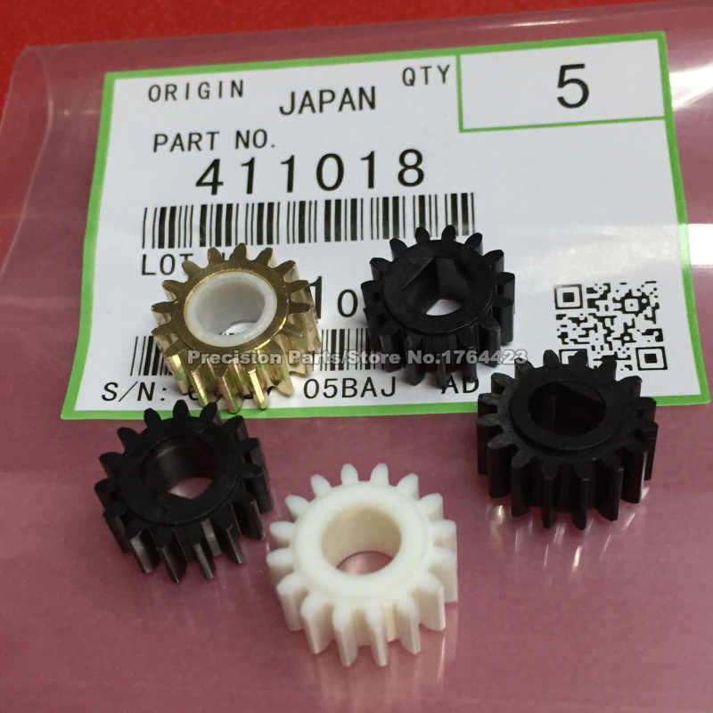 Desenvolvedor engrenagem conjunto de alta qualidade para ricoh aficio2022 2027 1022 1027 2032 kit engrenagem desenvolvedor af1022 af1027 af2022 411018-gear