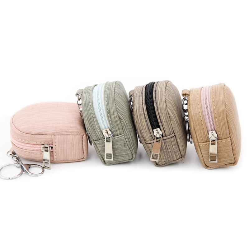 c249d403d6a21 Detail Feedback Questions about High Quality Women Girls Mini PU Backpack Coin  Bag Wallet Hand Pouch Purse Key Chain Keyring on Aliexpress.com