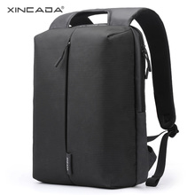 XINCADA Laptop Backpack 15.6 inch Waterproof Large Capacity Travel Men`s 2019 Fashion Teenage School Bag Female Sumka