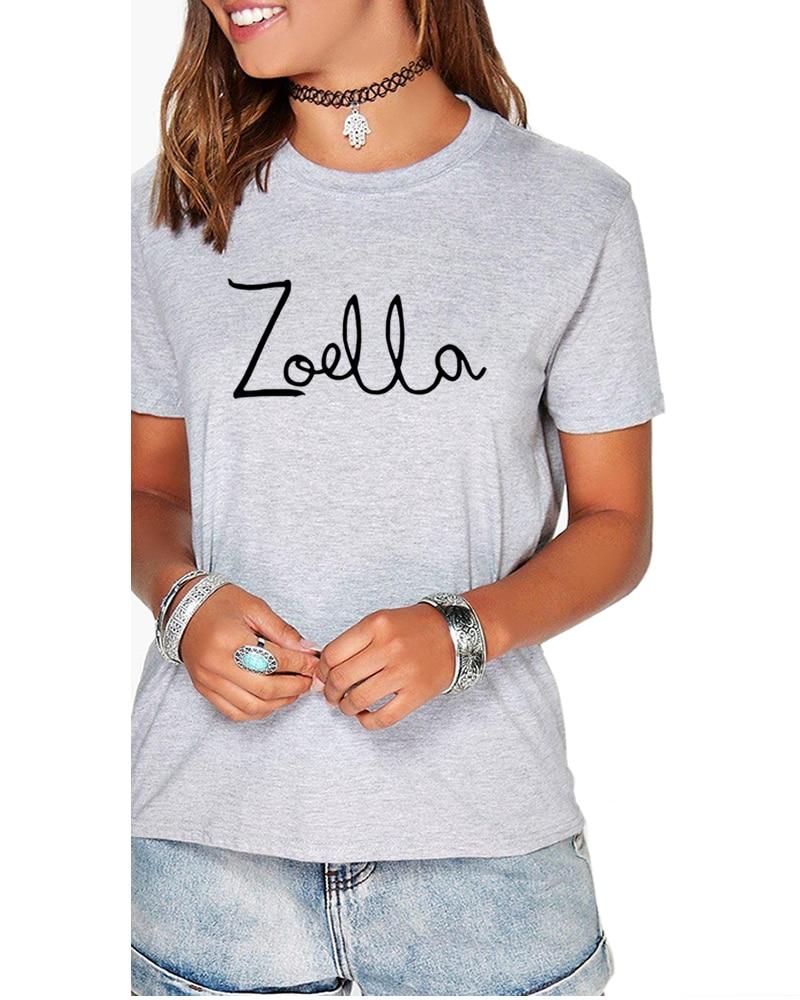 Zoella Signature