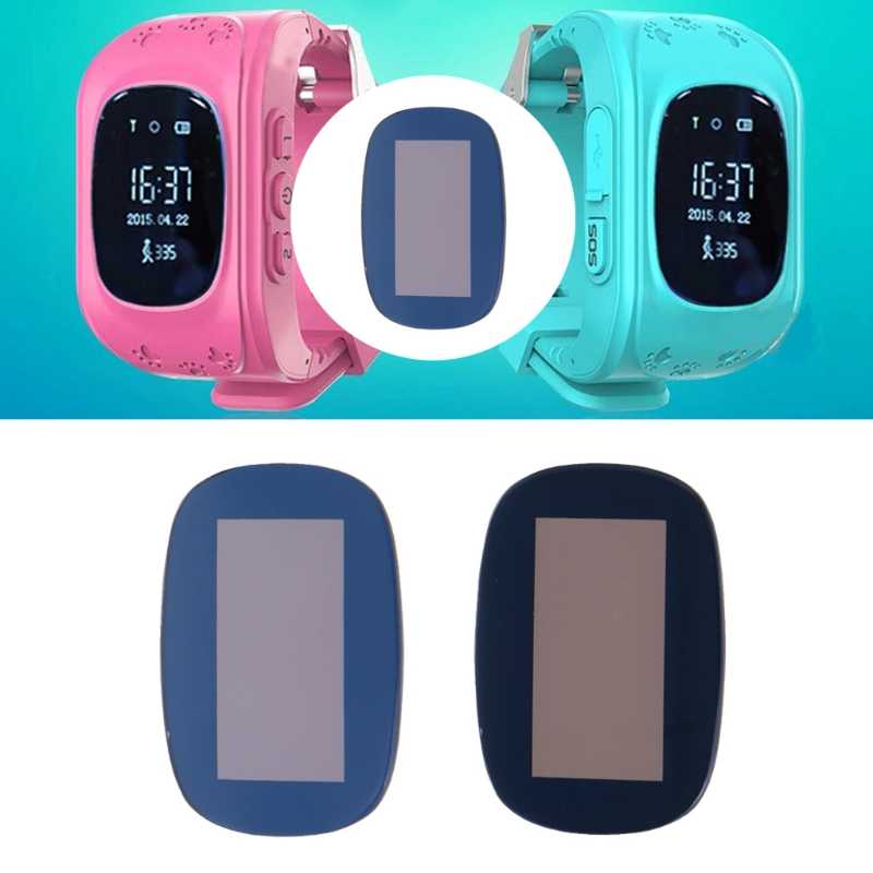 OOTDTY Glass Screen Protector Replacement For Smart Kid Anti-Lost GPS Tracker Watch Q50
