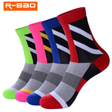 Skiing Socks (3 Pairs/lot) R-BAO/RB7804 Warm Men Sports 85% Cotton Outdoor Hiking