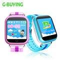 Gps smart watch q750 q100 baby watch con wifi 1.54 pulgadas táctil Dispositivo de Localización de Llamadas pantalla SOS Perseguidor de Seguros para Niños PKQ50 Q80 Q90