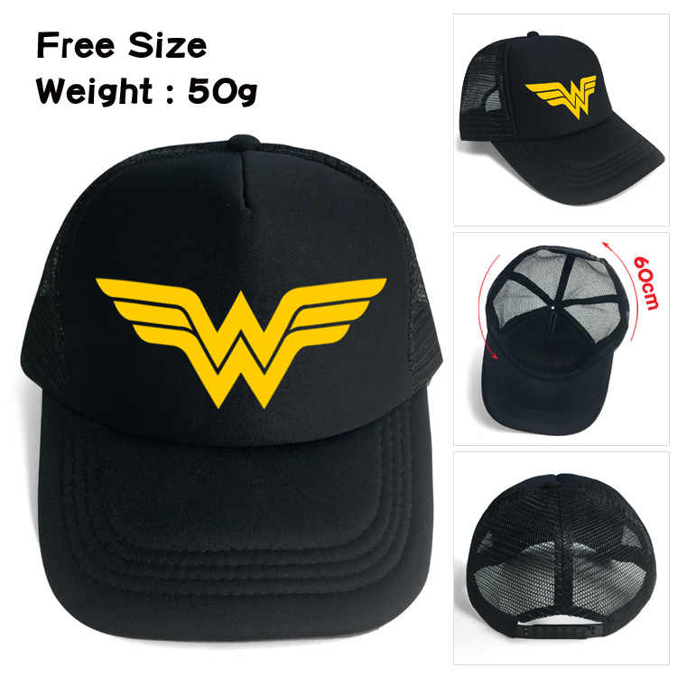 37c36c5c961 Detail Feedback Questions about Wonder woman black baseball hat ...